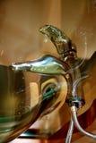 Wasserhahn Stockfoto