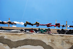 Wasserijkleren buiten Royalty-vrije Stock Foto