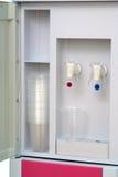Wasserkühler Lizenzfreie Stockbilder