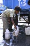 Wasserknappheit Stockfoto