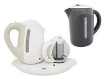 moderne teekanne elektrisch stockfotografie bild 23512032. Black Bedroom Furniture Sets. Home Design Ideas
