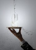 Wasserkonzept stockbilder