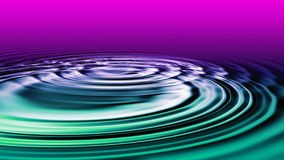 Wasserkräuselung Stockbilder