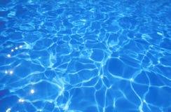 Wasserkräuselungen Stockfoto
