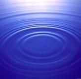 Wasserkräuselungen Lizenzfreie Stockfotografie