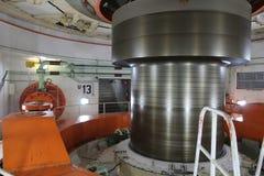 Wasserkraft-Kraftwerk lizenzfreie stockfotografie