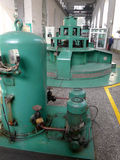 Wasserkraft-Station stockbilder