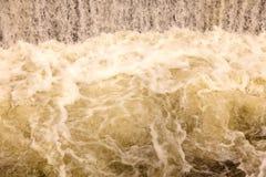 Wasserkraftanlage, Ecuador stockbild