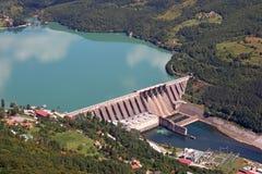 Wasserkraftanlagen Stockfotos