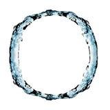 Wasserkreis lizenzfreie stockfotos