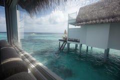 Wasserlandhäuser Stockfotos