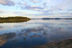 Wasserlandschaft Lizenzfreies Stockfoto