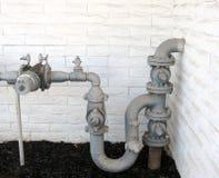 Wasserleitung Lizenzfreie Stockfotografie