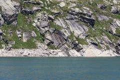 Wasserlinie Stockfotos