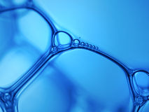 Wasserluftblasen lizenzfreies stockbild