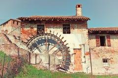 Wassermühle Lizenzfreies Stockfoto