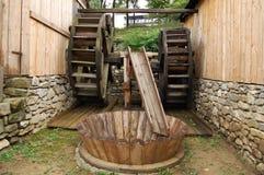 Wassermühle Lizenzfreie Stockfotos