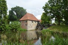 Wassermühle Eibergen Lizenzfreies Stockfoto