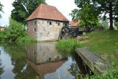 Wassermühle Eibergen Lizenzfreie Stockfotografie