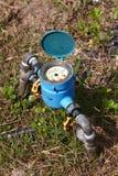 Wassermeßinstrument Lizenzfreie Stockfotos