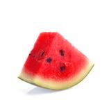 Wassermelone getrennt auf weißem Hintergrund Lizenzfreie Stockbilder