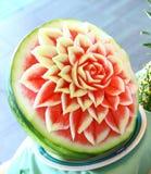 Wassermelone stieg Stockfotos