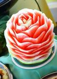 Wassermelone stieg Stockbilder