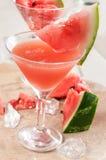 Wassermelonegetränk Stockbilder