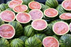 Wassermelonen Lizenzfreies Stockfoto