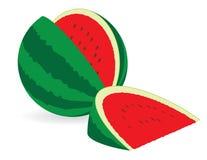 Wassermelonen Stockbild