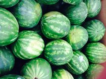 wassermelonen Stockfotos