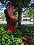 Wassermelonen-Kunst lizenzfreies stockfoto