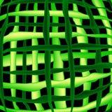 Wassermelonengitter stock abbildung