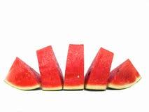 Wassermelonenrot Lizenzfreie Stockfotografie