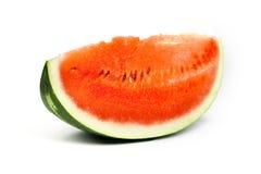 Wassermelonenscheibe Lizenzfreie Stockfotografie