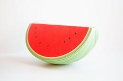 Wassermelonenscheiben lizenzfreie stockfotografie