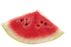 Wassermelonerot Stockfoto