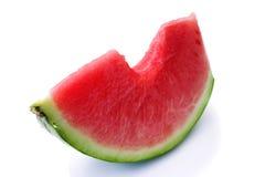 Wassermelonescheibe Lizenzfreie Stockfotografie