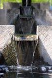 Wassermerkmal Stockfoto