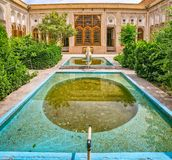 Wassermuseum in Yazd Lizenzfreies Stockfoto