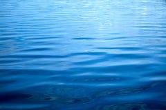Wasseroberfläche als Hintergrund Stockfoto