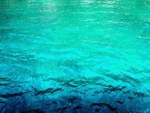 Wasseroberflächenbeschaffenheitshintergrund Stockfotografie