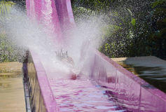 Wasserpark Stockfotografie