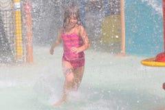 Wasserpark Stockbilder
