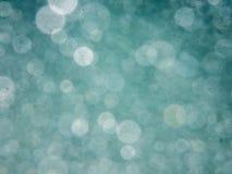 Wasserpartikel lizenzfreie stockfotografie
