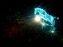 Wasserpferd Lizenzfreies Stockfoto