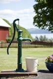 Wasserpumpe Stockfoto