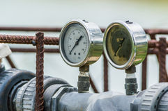 Wasserpumpe. Lizenzfreies Stockfoto