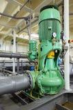 Wasserpumpenstation Lizenzfreie Stockbilder