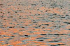 Wasserreflexionshintergrund Lizenzfreie Stockfotos